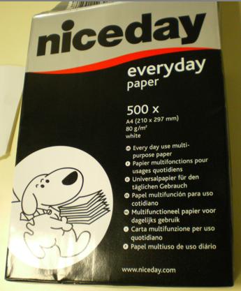 nice day papier